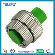 FC / APC atenuador de fibra óptica variable
