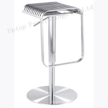 Rotary Height Adjustable Bar Stool with Footrest (SP-HBC367)