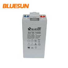 Batterie profonde 2v 200ah de gel de prix de batterie de cycle pour le système solaire de puissance à la maison