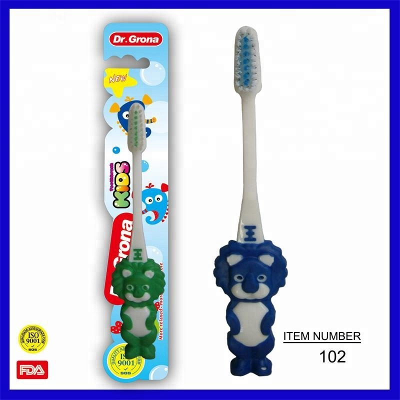 Tongue Cleaner Dental Kids Toothbrush