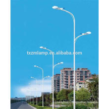 new design 5m high efficiency and conversions 150w led lamp street light of aluminium with CE