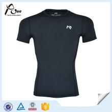 Bonne qualité Sportswear Men Compression Undershirts