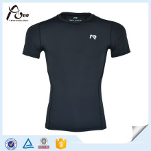 Spandex Compressed Base Layer Compression T-Shirts para Homens