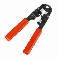 Обжимной инструмент для Rj11 / 4p4c и 4p2c