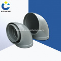 Polypropylene elbow pipe for pipeline system