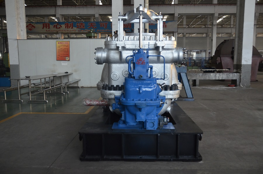Low Paremeter Steam Turbine 1