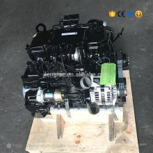 QSB4.5 82KW 110hp Diesel Engine complete Truck/ Excavator parts