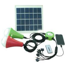 Großhandel, solar camping Laterne, Solarbausatz, kleine Solarleuchten, solar camping Licht, solar home system