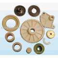 plastic gears design and processing