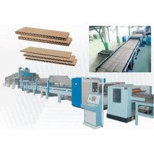 Линия по производству гофрокартона 3,5,7 слоя