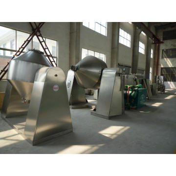 SZG Series Double Cone Rotary Vacuum Dryer for Heat-Sensitive Materials
