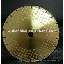disque de rodage diamant