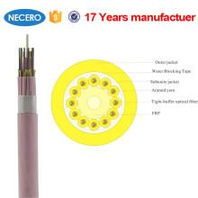 G657A 24 fibra cabo de fibra óptica interior para habitação