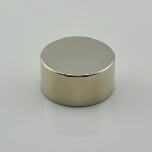 High Performance for Round Magnet N35 D40*20mm Neodymium Ndfeb big round magnet export to Northern Mariana Islands Exporter