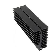extrusion  aluminum heat sink.