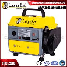 Generador pequeño portátil de la gasolina de dos tiempos de 120V 60Hz