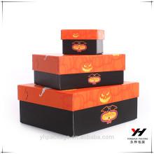 Cosmétique personnalisé décoratif shopping papier carton boîte