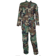 Atacado camuflagem personalizada Polícia e Uniformes Militares (XY-167)