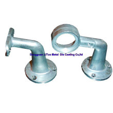 Bathroom Fittings/Bathroom Door Handle/Die Casting Part/Zinc Alloy Part