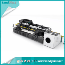 Landglass Flat and Bending Glass Tempering Machine
