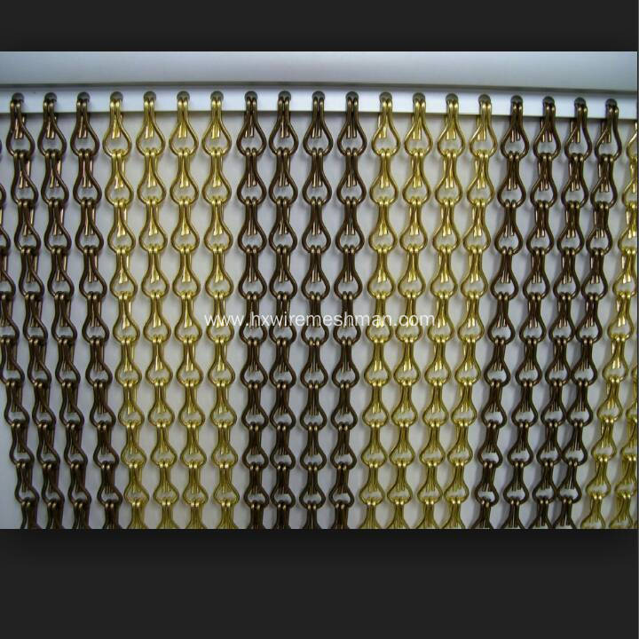 Aluminium Chain Fly Screen