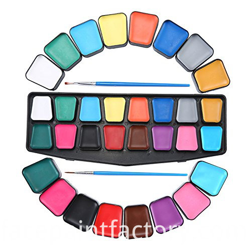 Face paint kit for kid