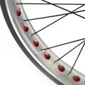 Jante de bicicletas de liga de alumínio