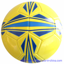 Popular Color and High Quality Machine Stitched Soccer