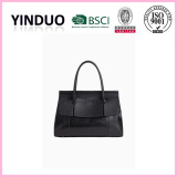 Latest fashion designer women names of branded black tote bags fancy office lady handmade buffalo sialkot leather bags pakistan