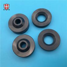 rondelle de rouleau en céramique de nitrure de silicium de broyage personnalisée