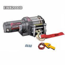 Multifunktionale elektrische ATV-Winde 2000lbs