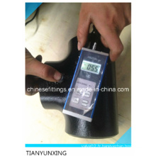 En10253-2 P265gh Tissu sans soudure en acier au carbone
