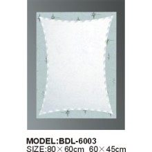 5mm Thickness Silver Glass Bathroom Mirror (BDL-6003)