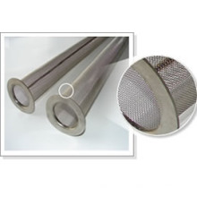 Fabricação profissional Tubo de filtro de aço inoxidável de alta qualidade