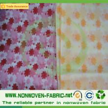 Non Woven Fabric Painting Designs auf Tischdecke