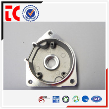 Cobertura de maquinaria eléctrica de aluminio de precisión estándar de fundición a medida para accesorios de automóviles