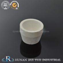 Cadinho de cerâmica Cupel