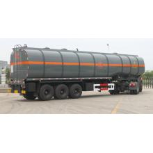 Best Quality for Chemcial Tanker Truck NaOH KOH Tank Semitrailer export to Saint Lucia Factories