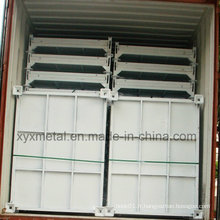 Entreposage en métal repliable Folding Metal Storage Stacked Stillages