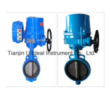 Electric Drive Type Butterfly Valve