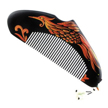 Hot Selling Cute and Funny Wooden Comb