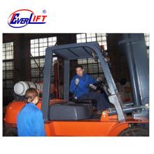 5 ton 6 ton 7 ton gasoline LPG DUAL Forklift