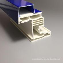 Perfil de moldura de janela em PVC