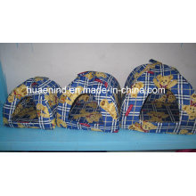 Three Sets Mongolian Yurts Pet Bed