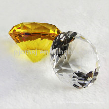 High Quality Crystal Glass Diamond For Wedding Guest Gifts