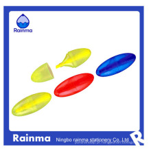 Marcador de marcador de cores para papelaria-RM523