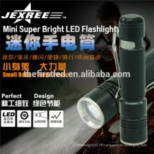 Haute qualité 300LM Cree XPE Lampe LED 3 Modes Mini 3 watt led lampe de poche