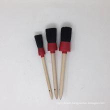 Round Paint Brush Chinese wholesale Car wash brush detailing brush set