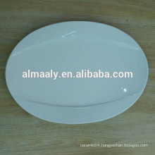 magnesia star hotel oval plate good quality