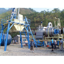 QLB series modular and mobile mini asphalt batch plant